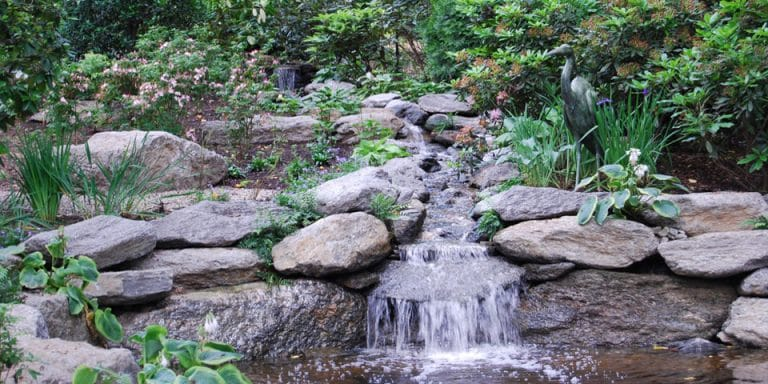 Ponds-b_pond-waterfall